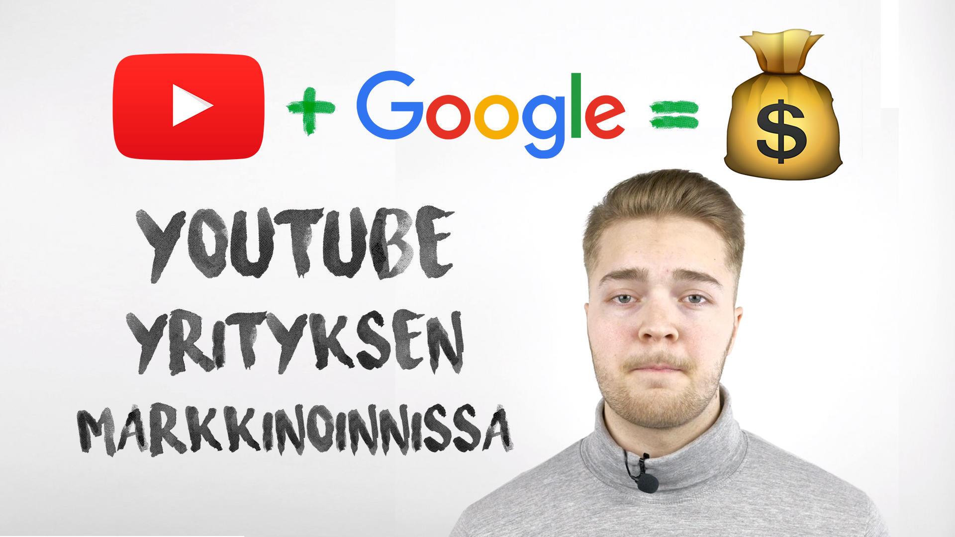 YouTuben hyödyt yrityksen markkinoinnissa