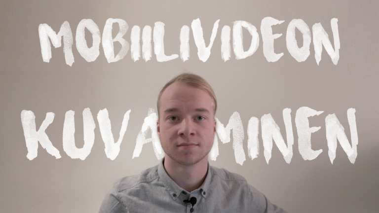 Kuinka kuvata video älypuhelimella? 5 vinkkiä!
