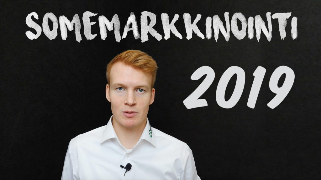 somemarkkinointi 2019 GOsome