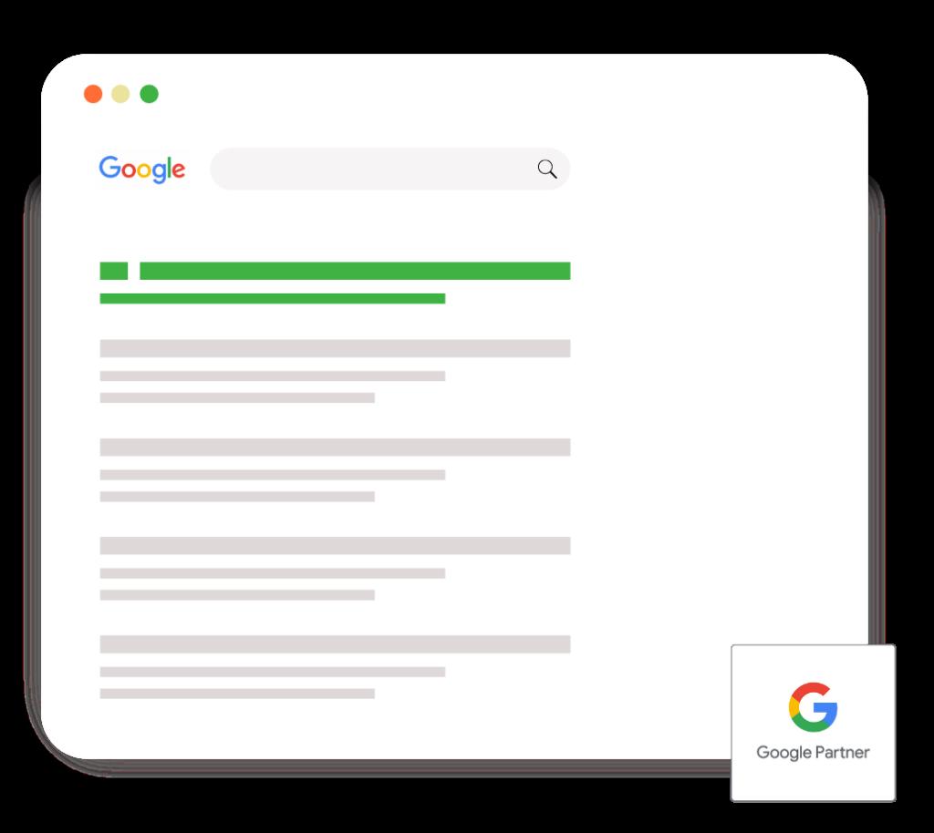 GOsome Google-mainonta